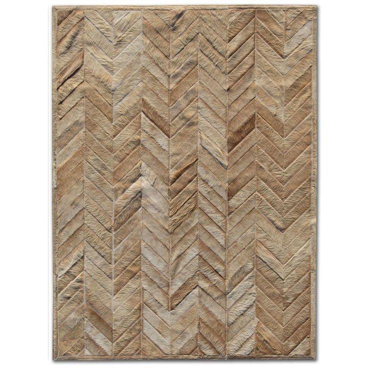 Песочный ковер из шкур коровы Orangerie Sand #carpet #carpets #rugs #rug #interior #designer #ковер #ковры #коврыизшкур #шкуры #дизайн #marqis