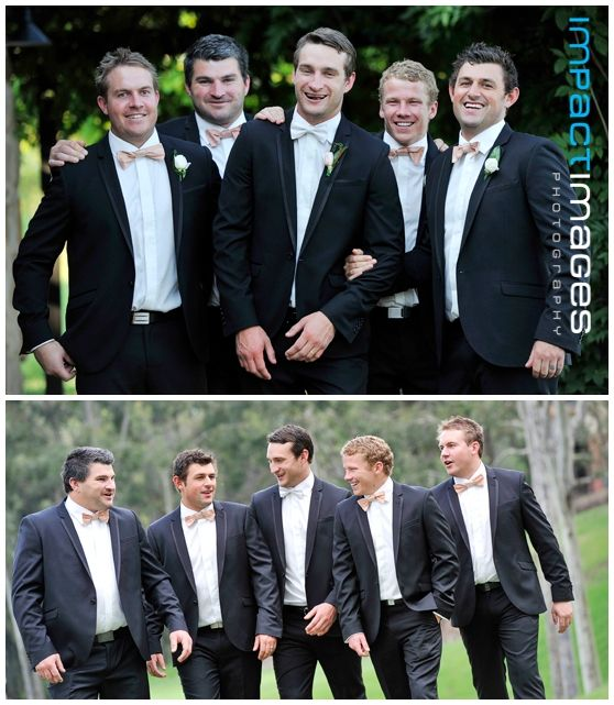 Groomsmen photos on the Central Coast. Wedding Photography by Impact Images www.impact-images.com.au #impactimagesnsw