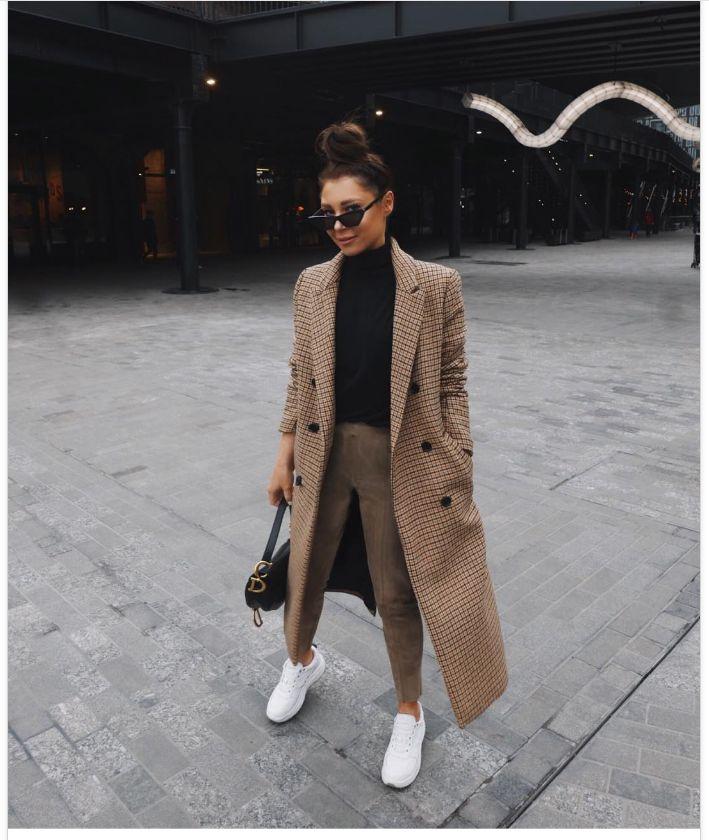 Dies sind die Leggings von Zara, mit denen wir laut Instagram 2019 arbeiten werden