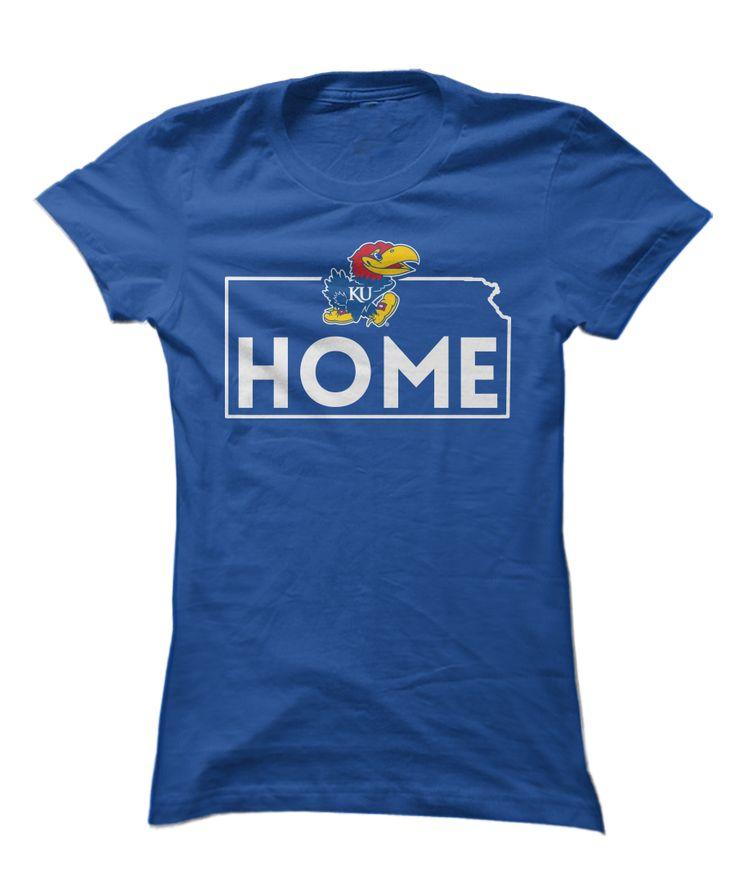 Kansas Jayhawks - Home Pride