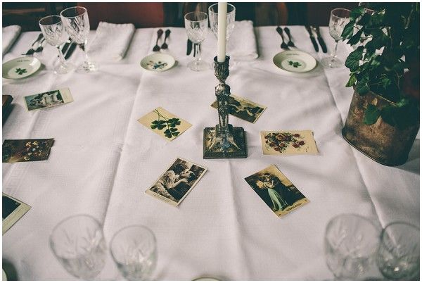 Carla Cosgrove - Founder & Makeup Artist at Candour Store - wedding - France - Australian - eclectic - adventure - vintage -rustic chateau wedding - Karen Willis Holmes - Wil Valor - Samuel Docker Photography - French Wedding Style - rustic wedding table  | Image by Samuel Docker Photography