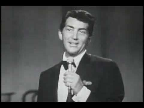 Dean Martin - King of the Road - YouTube. Awesomeness; cool, relaxed, sense of humor, and wonderful voice.