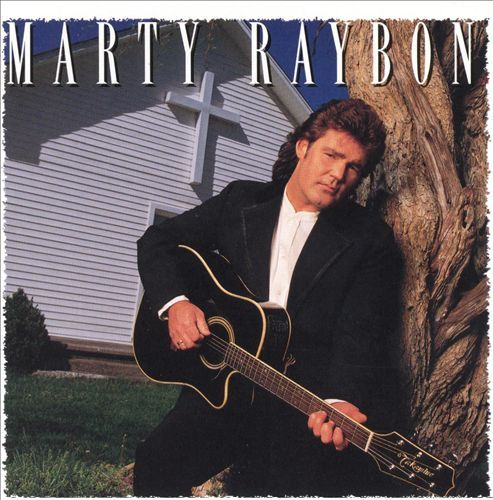 Marty Raybon - First solo album, Marty Raybon, in 1995...