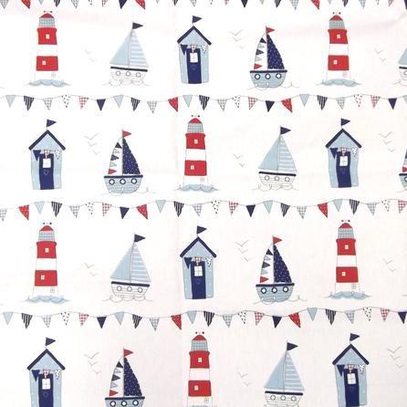 Maritime Fabric | Dunelm Mill