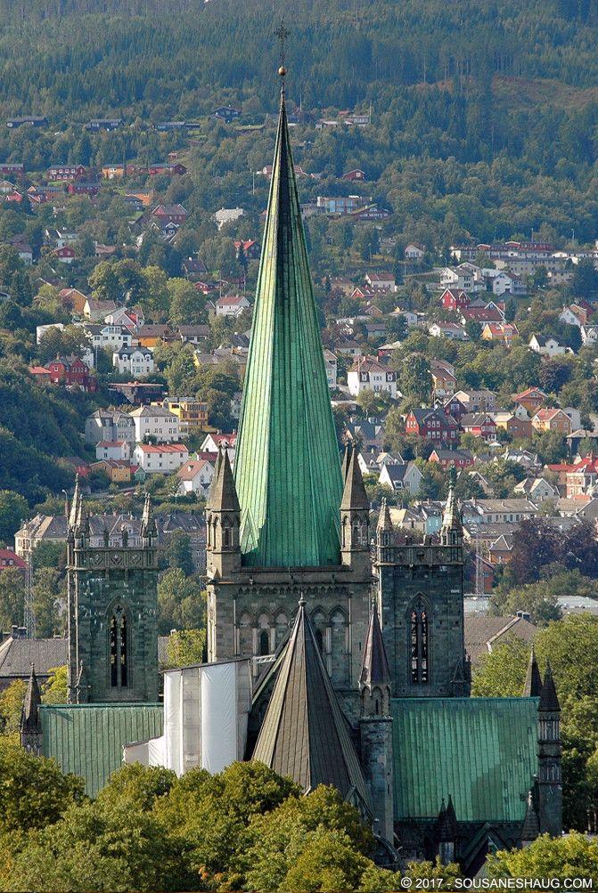 #SousaNeshaug #Summer #Norway #Trondheim #Cathedral #Nidaros #Gothic #archtecture #Nidarosdomen (C) Sousa & Neshaug Photography - http://sousaneshaug.com