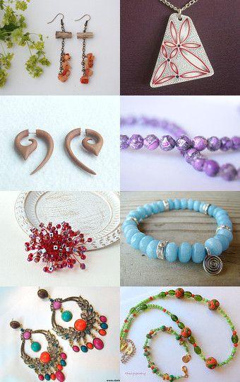 My choise of accessories by Tatsiana Matsiuk on Etsy--Pinned with TreasuryPin.com