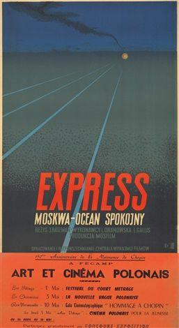 Express by Tadeusz Trepkowski