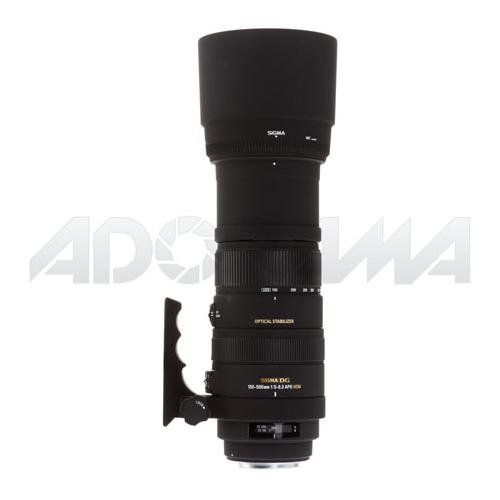 Sigma 150500mm f563 Auto Focus APO DG OS HSM Telephoto Zoom Lens for Canon Digital SLR Cameras -- To view further for this article, visit the image link.