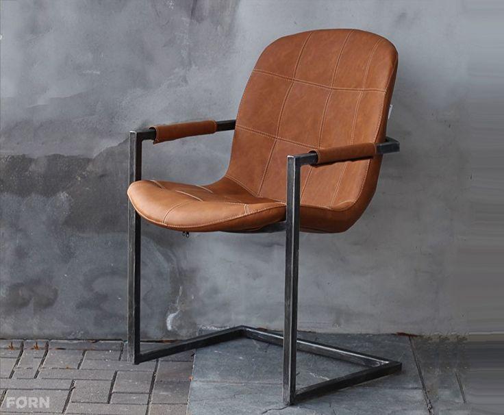 10 beste idee n over stoelen voor de eettafel op pinterest for Eettafel stoelen wit leer