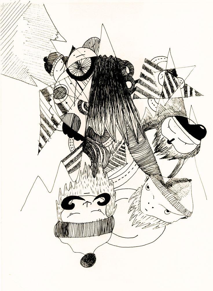 composition-Illustration