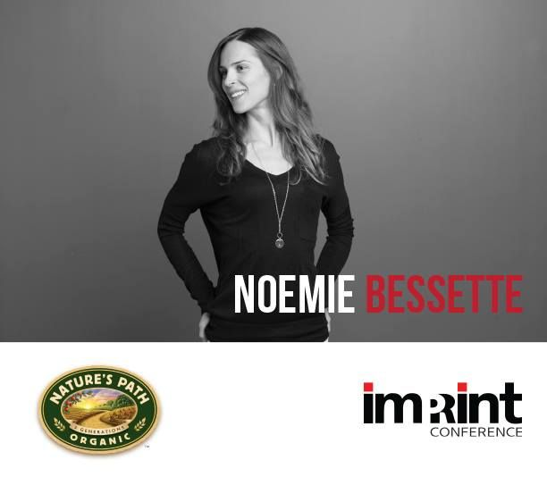 Noémie Bessette is the Director of Communications for Nature's Path Foods. Originally from Montréal, Noémie holds a degree in communications-marketing and moved to Vancouver in 2006 to discover the West Coast lifestyle. She is passionate about top notch creative and brand strategies.