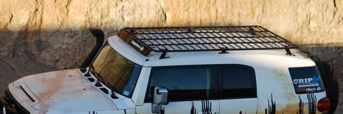 Which roof rack to get? - Page 2 - Toyota FJ Cruiser Forum