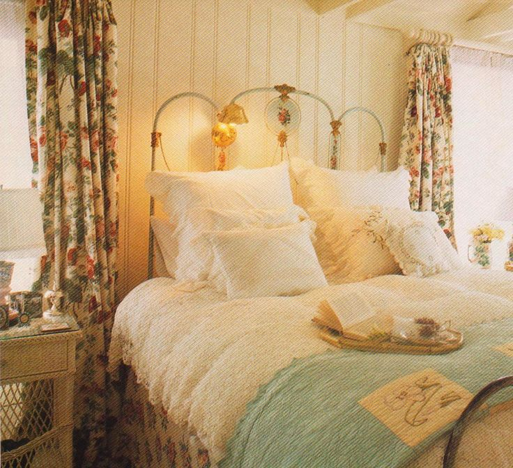 Romantic Cottage Bedroom Design: 669 Best Images About English Country Style On Pinterest