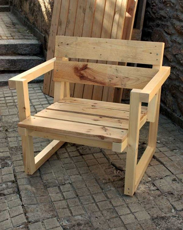 17 best images about sillas bancos o bancas de palets for Muebles reciclados