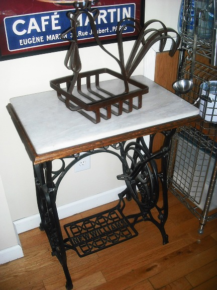 60 Best Sewing Machine Tables Redos Images On Pinterest