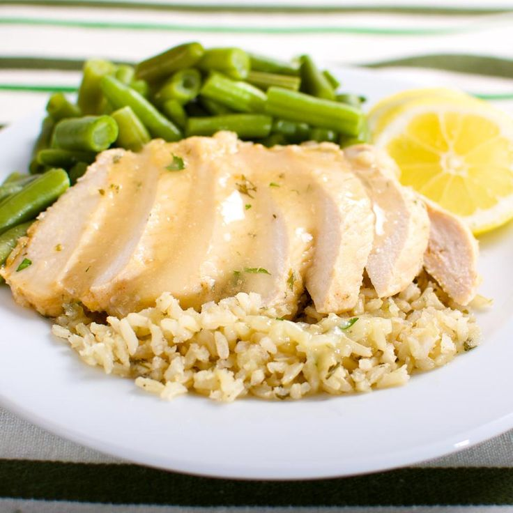 Chicken Breast with Francese Sauce   DineWise