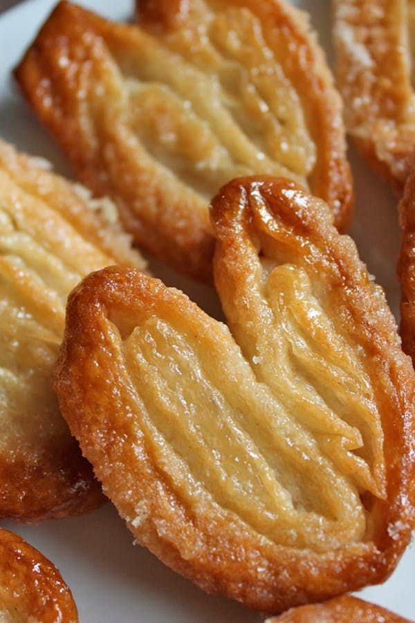 Palmiers - dip these into coffee for good measure. -- The Best Ina Garten Dessert Recipes Ever : PureWow
