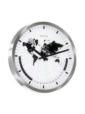 7 best Weltzeituhren images on Pinterest Wall clocks Time clock