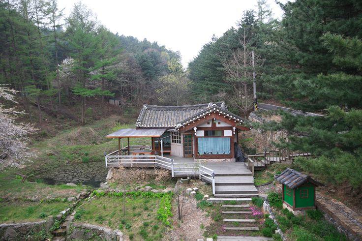 포천 물꼬방에 지어놓은 조그마한 한옥집 - Daum 부동산 커뮤니티