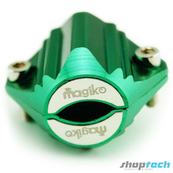 Ahorrador de combustible que ahorra hasta un 40% del consumo. Ideal para cualquier motor a gasolina, diesel y gas.