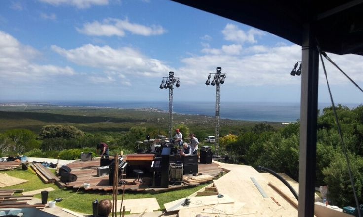 Sing Mein Song in Gaansbaai What beauty!   #SMS