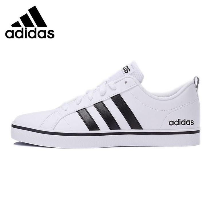Original de la nueva llegada 2017 adidas neo etiqueta skate zapatos zapatillas de deporte de los hombres