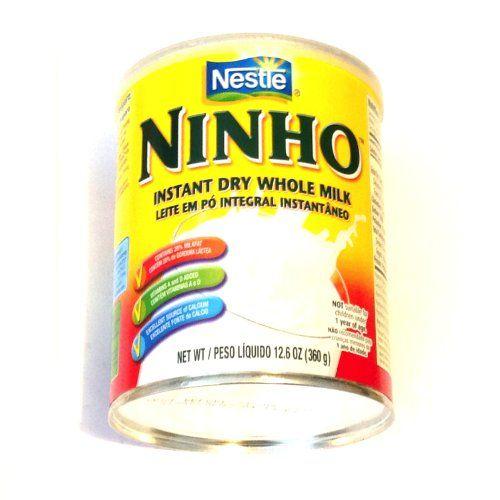 Nestlé Ninho - Leite Ninho 360g Leite Em Pó Integral Instantâneo | Instant Dry Whole Milk -- Instant Savings available here : Baking supplies