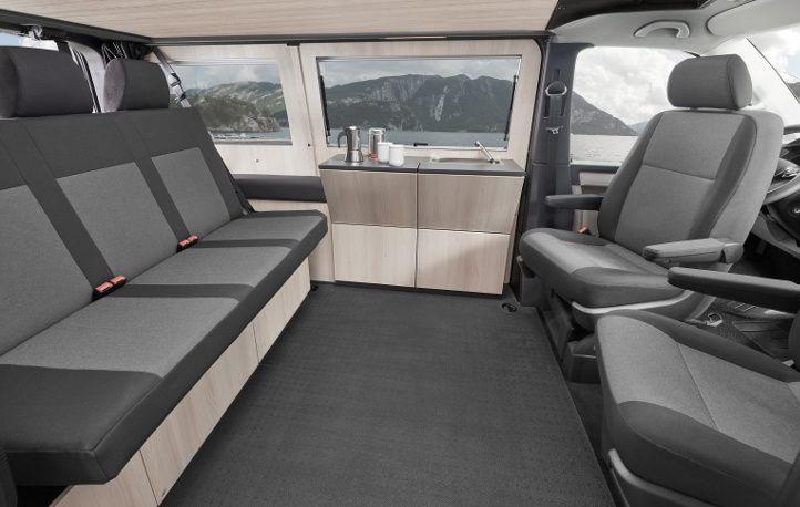 VW T6 Custom-Bus Purist – 2020er Modellreihe