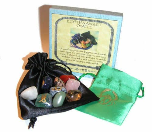 Egyptian Amulet Oracle - $20.00 http://newagecave.com/index.php?main_page=product_info&cPath=36&products_id=239