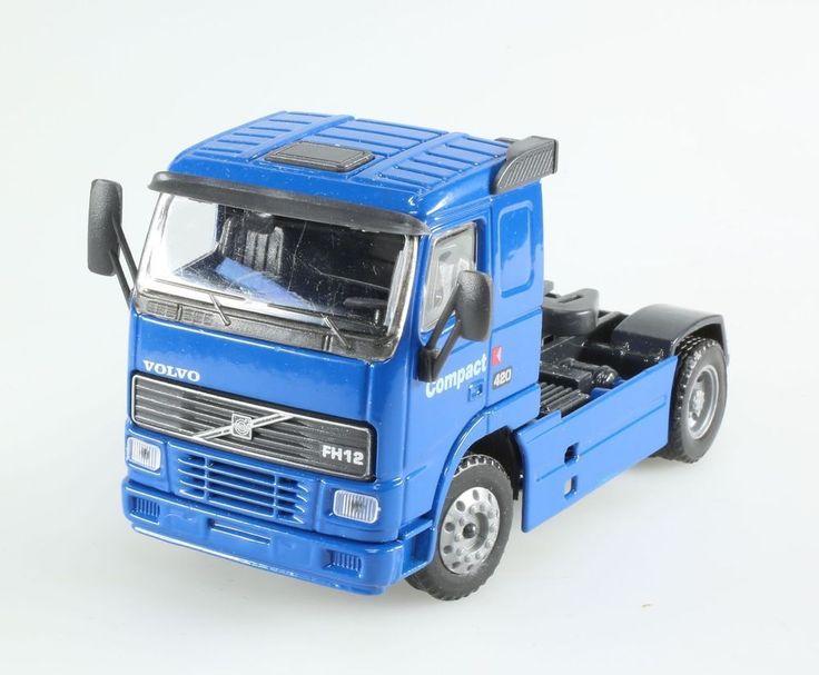 (v154)Miniature camion Volvo 1/50 - Joal