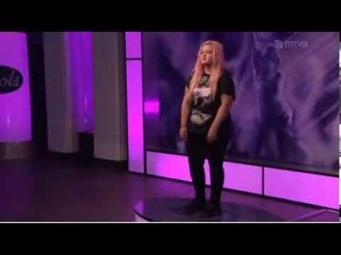 Alma Miettinen koelauluissa (Idols 2013)