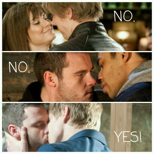 Robron | Emmerdale - I actually shipped Aaron and Ed. I love Ed (BTYC)