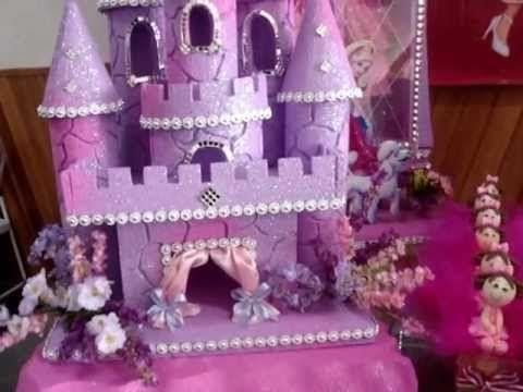Decoração & Eventos - Barbie Moda & Magia