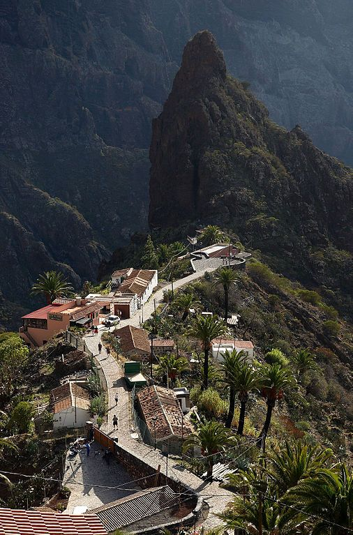 Masca is one of the most picturesque parts of Tenerife and is located in the northwest at the foot of the Teno Mountains - http://www.exotictenerife.com/blog/first-time-in-tenerife-10-best-things-to-do-and-see/ #tenerife #canaryislands