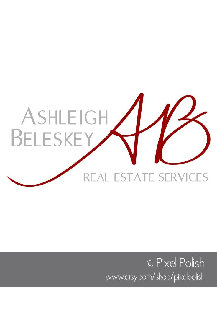 Handwritten & Designed for Ashleigh Belesky, Real Estate Agent.