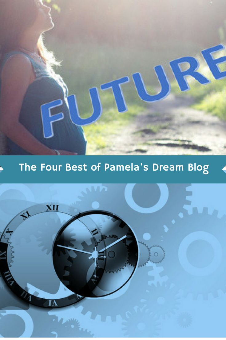 Precognitive Dreams, Dream Interpretation & Yoga, and Pregnant with Book = 4 best blogs