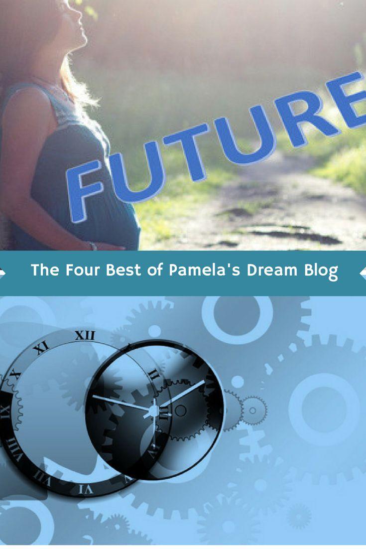 Precognitive Dreams, Dream Interpretation & Yoga, and Pregnant with Book = 4 best blogs