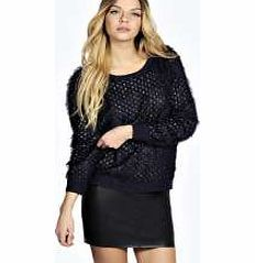 boohoo Florence Fluffy Metallic Jumper - navy azz26194 Go back to nature with your knits this season and add animal motifs to your must-haves. When youre not wrapping up in woodland warmers, nod to chunky Nordic knits and polo neck jumpers in peppered mar http://www.comparestoreprices.co.uk/womens-clothes/boohoo-florence-fluffy-metallic-jumper--navy-azz26194.asp