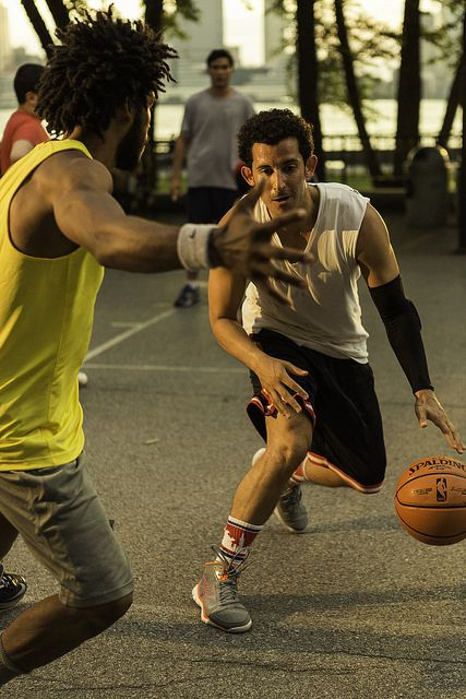 Street Basketball by jenschapter3, via Flickr