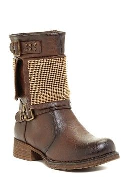 EXTREME By Eddie Marc Taylor Combat Boot -Use promo code http://www.hautelook.com/invite/MBishop468