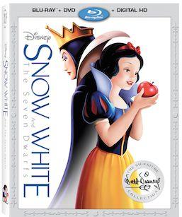 Snow White DVD Blu-Ray Review