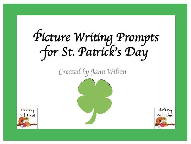 st patricks day writing prompts Explore whitney koch's board st patrick's day on pinterest great writing prompt for st pats day st patrick's day freebie repinned by @pediastaff.