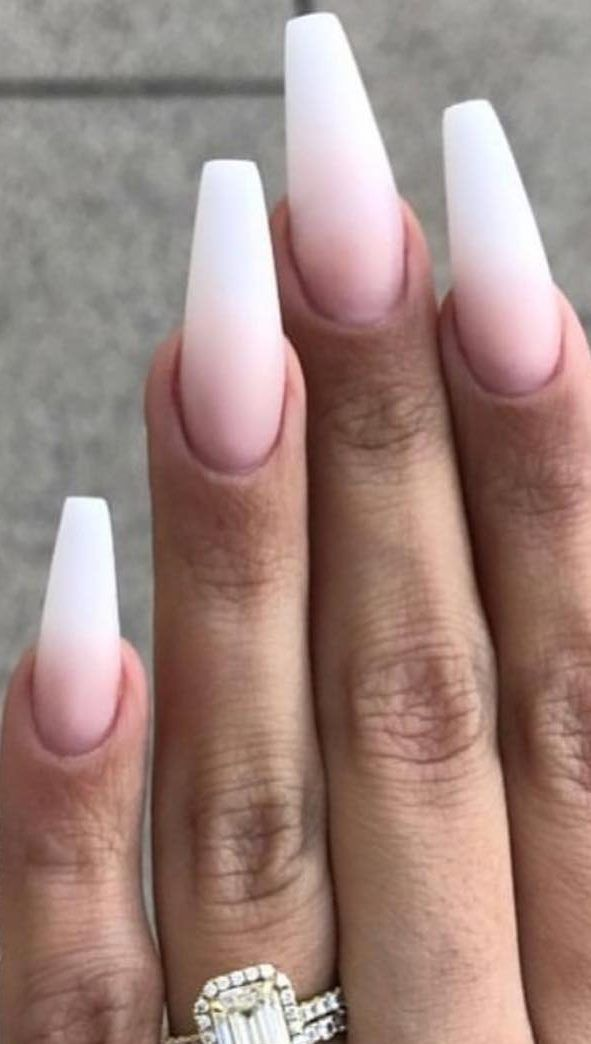 58 Awesome Acrylic Nail Designs Ideas For This Summer 2019 Part 1 Acrylic Nail Designs Acrylic Nails Nail Designs Summer Acrylic