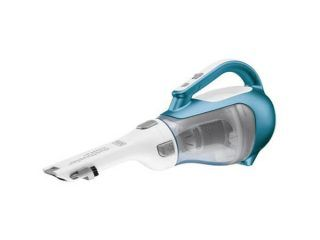 The BLACK + DECKER CHV1410L 16 volt Lithium Cordless Dust Buster Hand Vac
