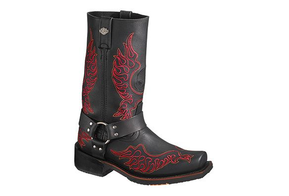 Bottes de moto Harley-Davidson Slayton - Price:199.99  Bottes de moto Harley-Davidson Slayton Cuir Doublure en mailles Hauteur du talon : 1,5″ Semelle extérieure en caoutchouc Construction de ciment Harley-Davidson is a testament to American quality and style. Harley has applied their world famous look to boots, creating some timeless styles like the Men's Slayton Motorcycle Boots. These motorcycle boots are made of […]  Cet article Bottes de moto Harley-Davidson Slayton est apparu en…