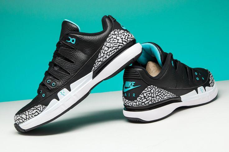 or : Roger Federer x Nike Zoom Vapor x Air Jordan 3