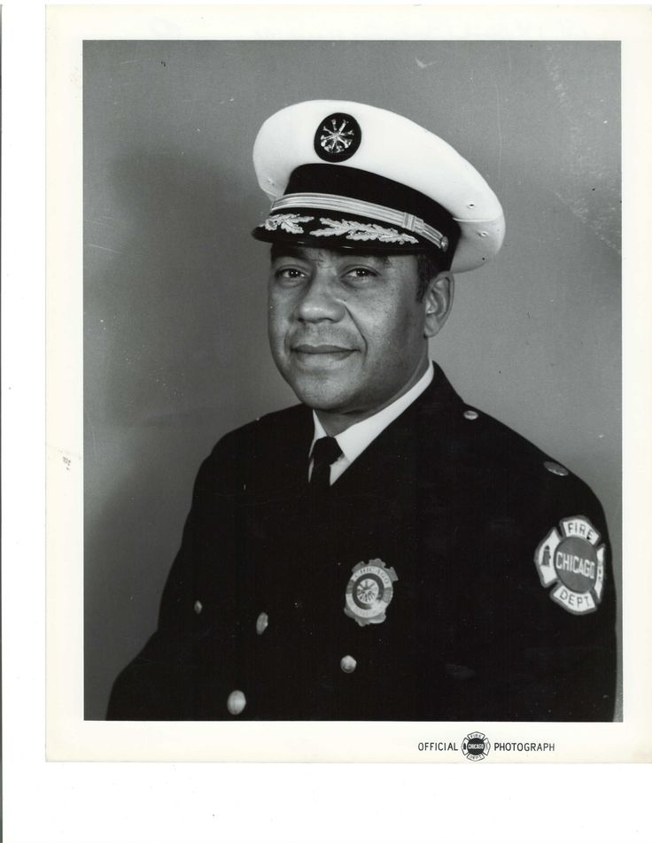 Edwin Williams entered the fire department in the early 1940's and was assigned to Engine 16. Chief Williams moved up through the ranks and in early 1960's became the highest ranking black chief officer, 1st Deputy Fire Marshall. He had to sons who were firemen also, Allen Williams and Rick Williams.