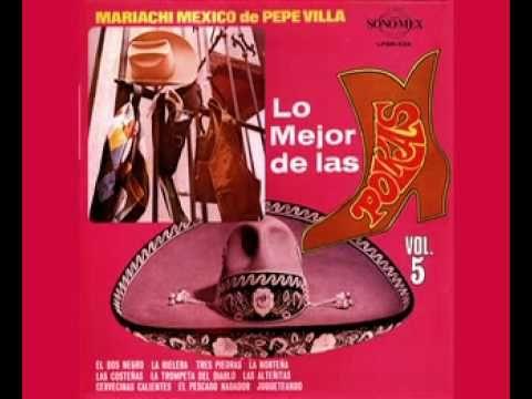 Mariachi Mexico de Pepe Villa  Jugueteando