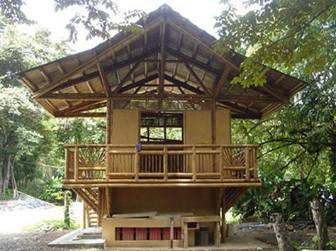 SMALL BAMBOO HOUSE | House Affair