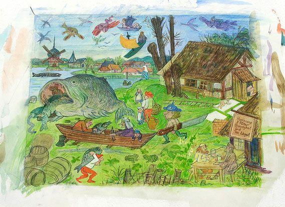 Jan Nagel und Pieter Breughel
